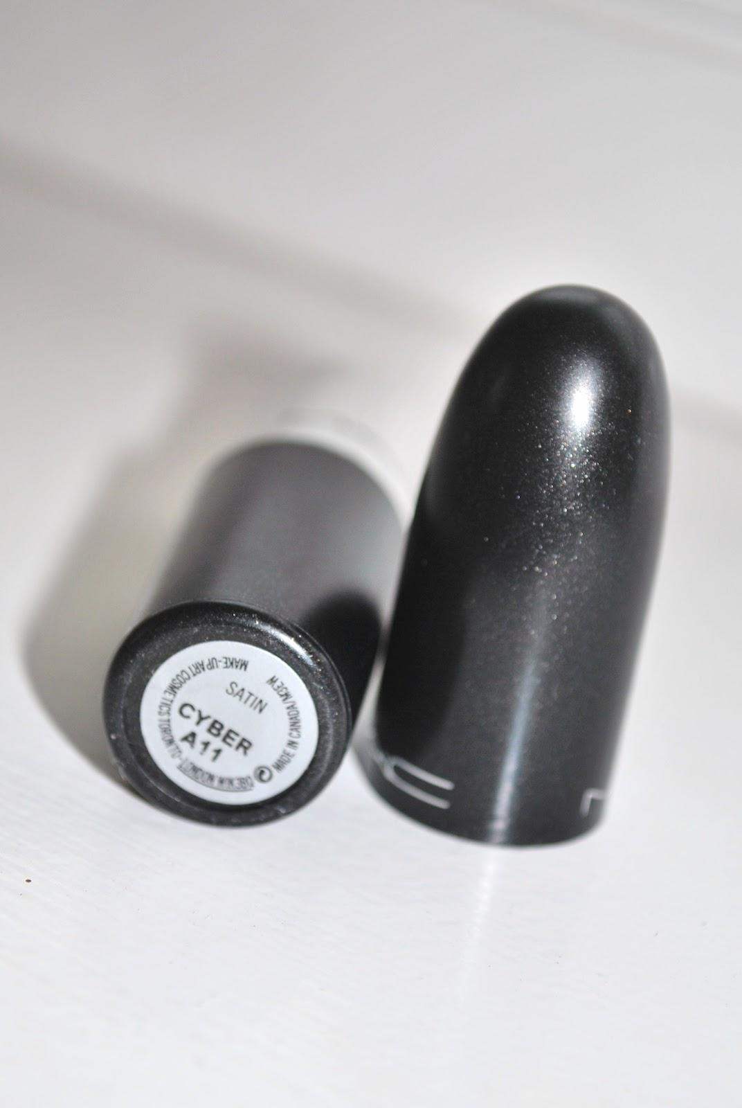 Eccezionale MAC Cyber Lipstick | A Little Soapbox WH26