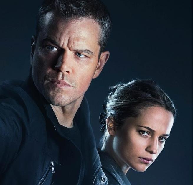 Jason Bourne 2016 Review