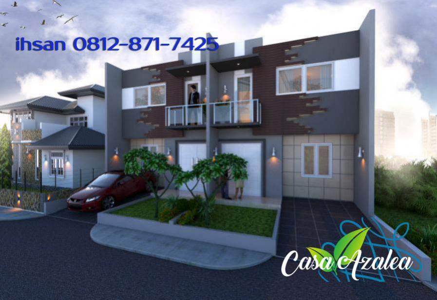 Rumah Baru Dijual Di Bintaro Sektor 4 Nhome Propertindo
