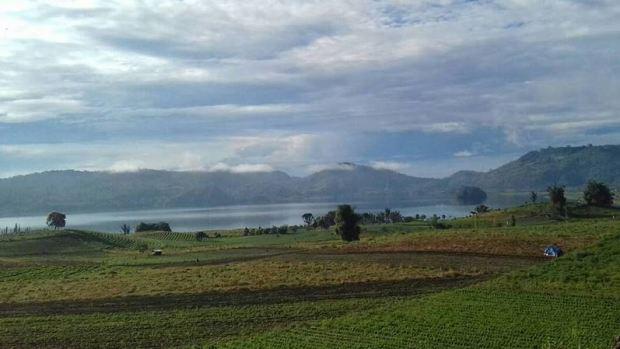 Keindahan Danau Moat Sulawesi Utara
