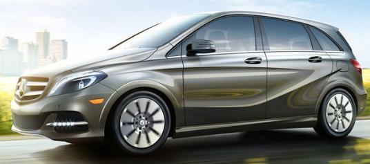 2017 mercedes benz b250e starts at 39 900 types cars for Mercedes benz b250e