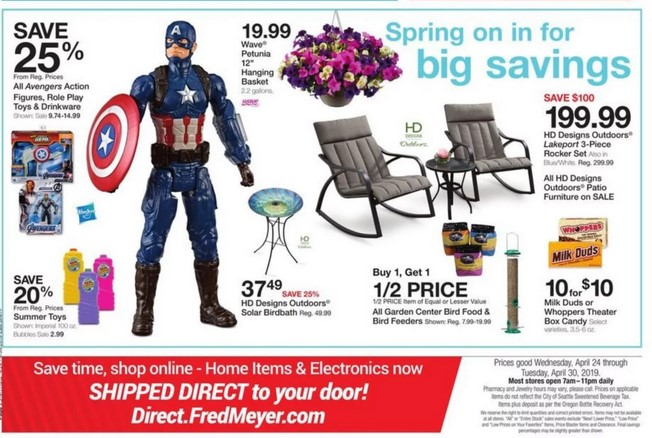 065831e04196 Fred Meyer Weekly Ad April 21 - 27
