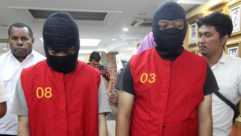 Admin grup FB Official Loly Candy's yang ditangkap