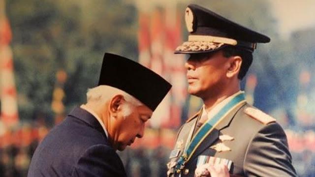 Inpres Nomor 16 Tahun 1998, Surat Sakti Untuk Wiranto Usai Soeharto Lengser