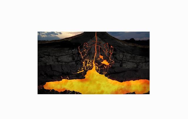 Pengertian, Proses Terbentuk dan Jenis Magma