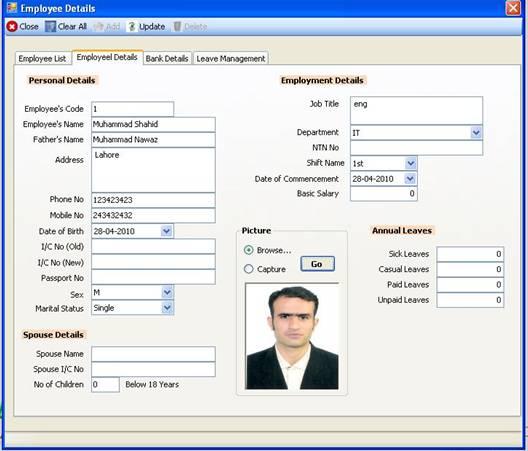 Loan analysis with weekly payroll visual