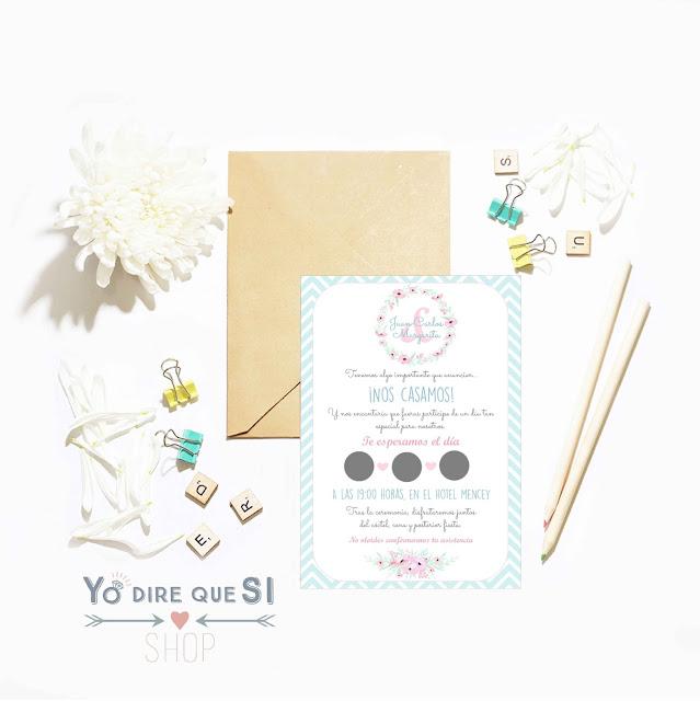 Tarjetas Rasca para tu boda. Ideas y usos.