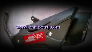 Jual Knalpot R9 Di Palembang Harga Murah