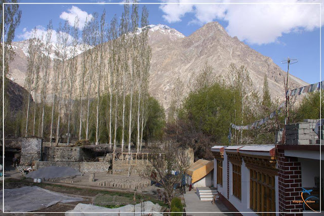 Yourdum Gest House em Hunder, Nubra Valley, Ladakh