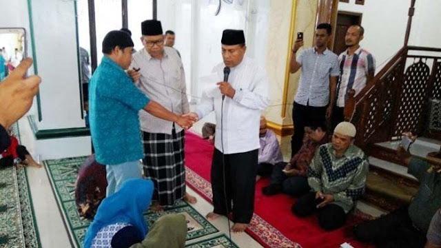 Karena Hal Ini, Satu Keluarga Tionghoa Di Medan Putuskan Masuk Islam Dan Ucapkan Syahadat
