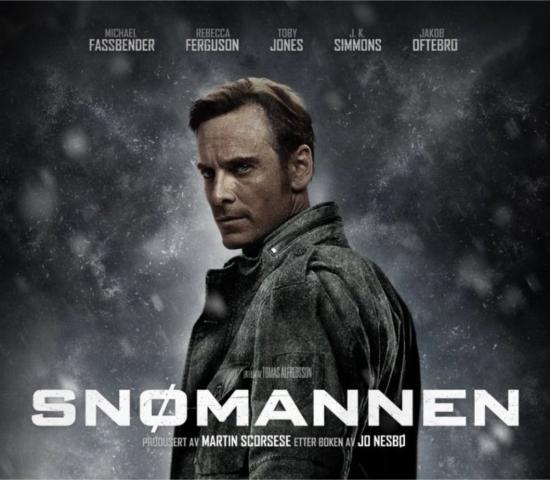 The Snowman (2017) - prezentare si trailer
