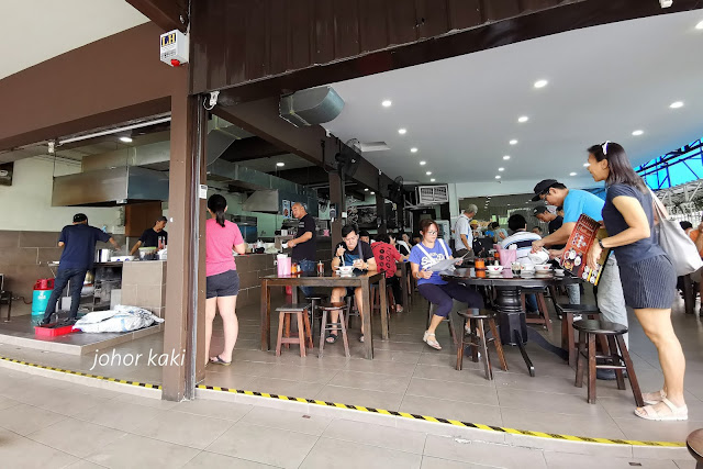 Wang Xiang Noodle 万香生肉面. Tasty Pork Noodle Breakfast @ Sri Tebrau, Johor Bahru