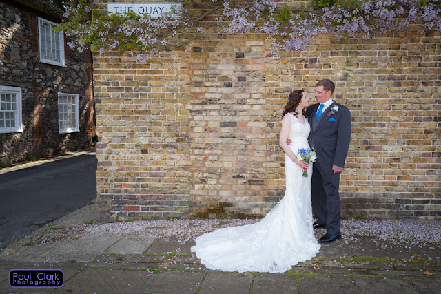The Quay Sandwich. Wedding Photography by Paul Clark
