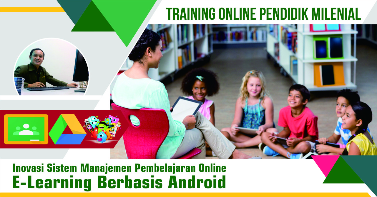 Training E-Learning Berbasis Smartphone