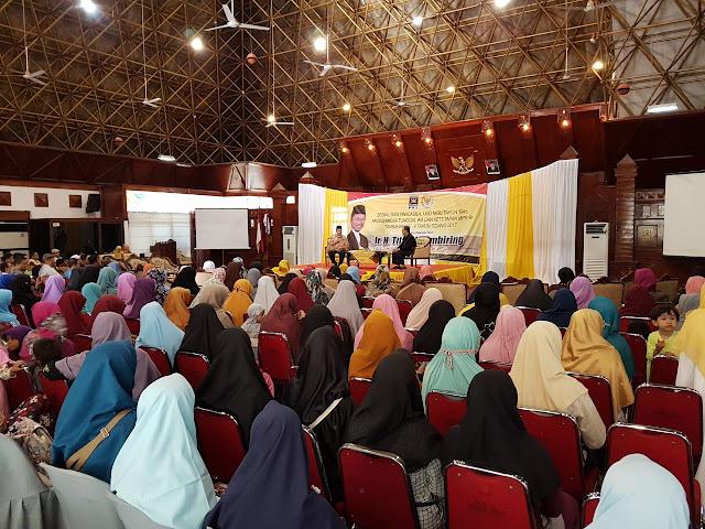 Tifatul Sembiring Gelar Sosialisasi Empat Pilar di Nangro Aceh Darussalam