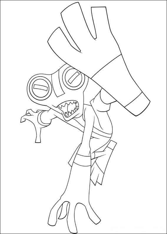Ben 10 Coloring Pages ~ Free Printable Coloring Pages ...