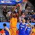 Basketball: Mazedonien gewinnt gegen Slowakei und verteidigt Tabellenführung