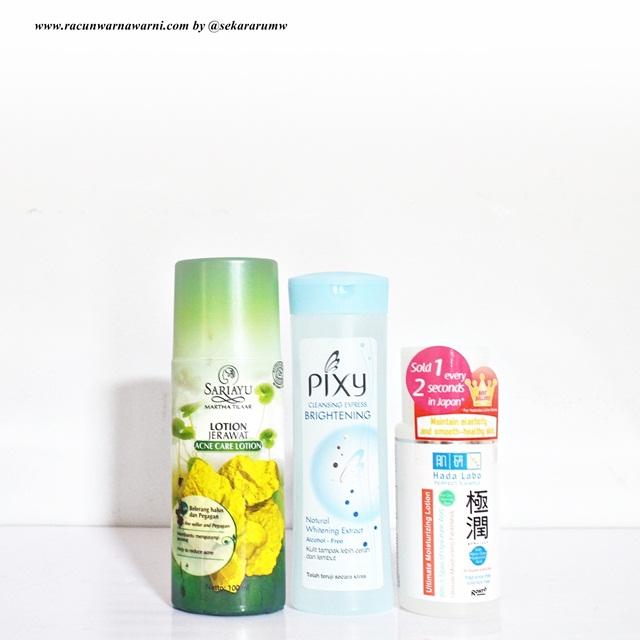 Belanja Skincare Sehari-hari