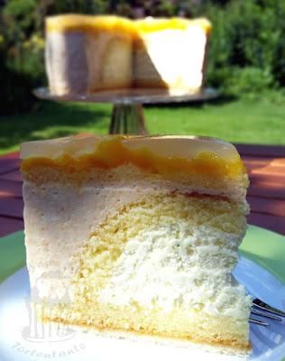 Mango Limetten Torte