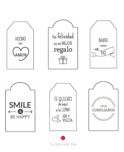 Etiquetas de regalos descargables gratuitas the - Etiquetas para regalos para imprimir ...
