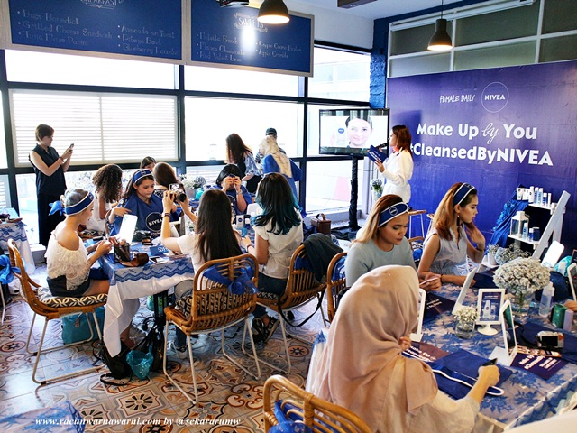 Suasana Make Up Challenge By Nivea