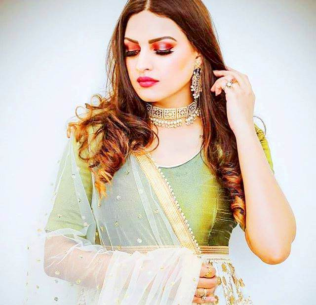 Himanshi Khurana made a splash on Tiktok, watch 5 blown videos