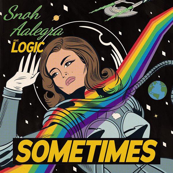 Snoh Aalegra Ft. Logic - Sometimes (Main Radio)