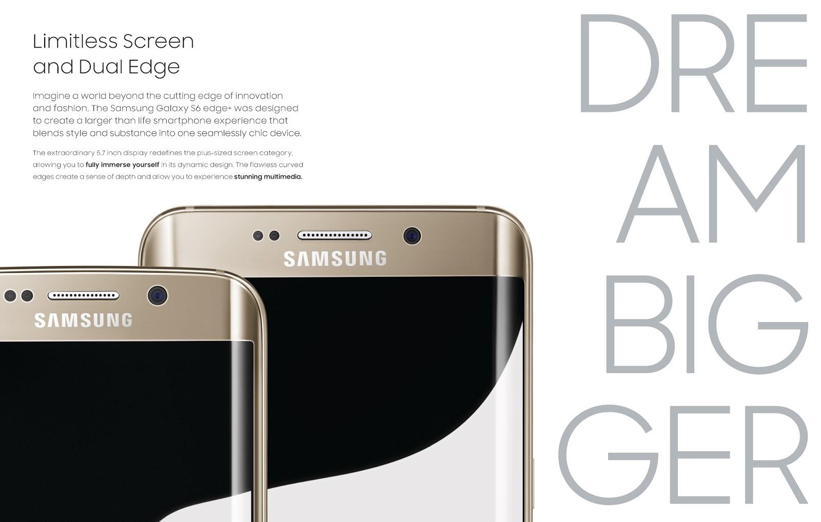 Worldwide Tech Science Samsung Galaxy S6 Edge Official