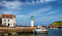 Port Sauzon Morbihan Bretagne