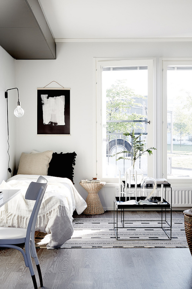 My Scandinavian Home A Beautiful And Smart Tiny One Room