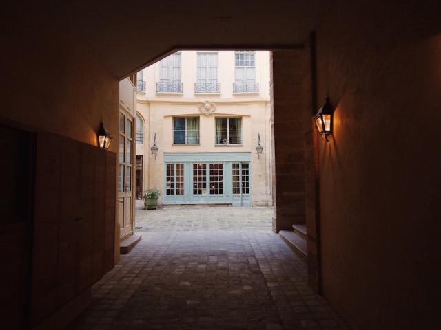 Bellos lugares desconocidos de Paris