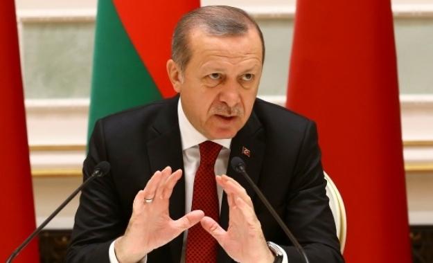 Ο Ερντογάν διερωτήθηκε ποιος είναι πιο βάρβαρος, ο Χίτλερ ή το Ισραήλ