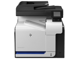 HP LaserJet Pro 500 color MFP M570 Series Printer