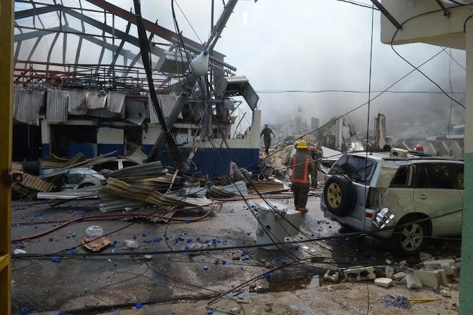 Falleció otro afectado por la explosión en la fábrica de plásticos Polyplas