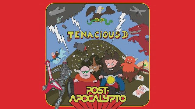 Tenacious D - Post-Apocalypto (Divulgação)