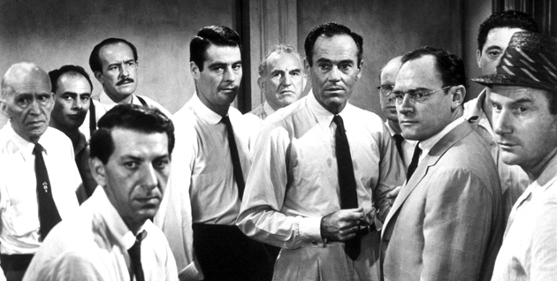 metaphor 12 angry men Building a community with 12 angry men introduction i've never been called to jury duty, and i can't say that i've ever even been inside a.