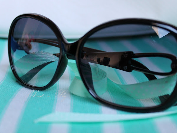 ♥ My first pair of sunglasses from Firmoo and an offer for you!