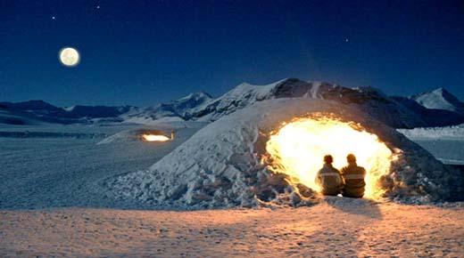 'Nuetro Cielo ha cambiado!' Ancianos inuit comparten información con la NASA sobre el desplazamiento del eje de la Tierra