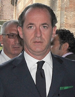 Zaia, who has represented Lega Veneta and Lega Nord, since the early '90s, is popular in the Veneto