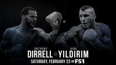Anthony Dirrell vs. Avni Yildirim Poster, Banner & image