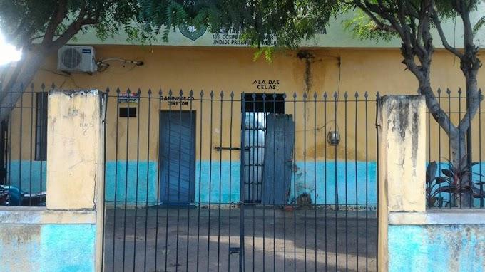 Presos da Cadeia Pública de Mucambo são transferidos.