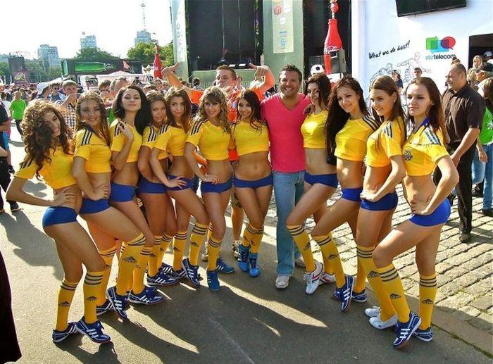 Geladen youtube girls ucrania