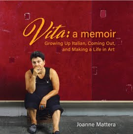 Memoir Published: Vita: Growing Up Italian, Coming Out, and Making a Life in Art