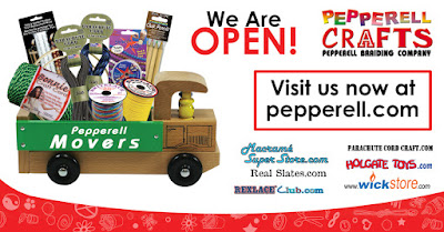 Visit out new website at Pepperell.com