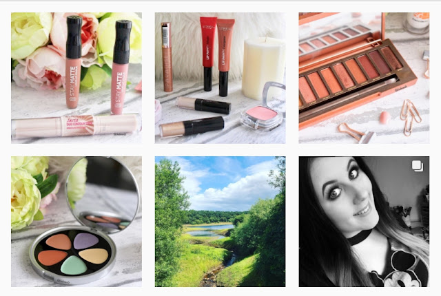 beauty instagram account thedenaedit
