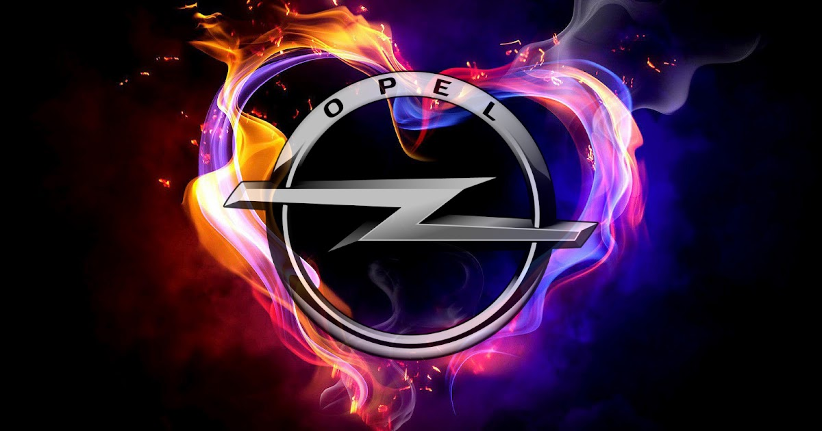 Logo Opel Hintergrunde