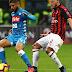 Piatek faz dois, Milan bate o Napoli no San Siro e vai às semifinais da Copa da Itália
