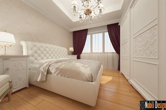 Amenajare interioara living clasic de lux | Firma amenajari interioare case clasice Brasov