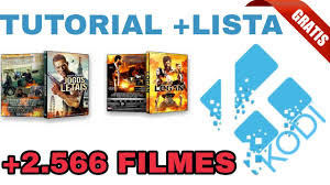 TUTORIAL - LISTA +2.566 FILMES E SÉRIES DE GRAÇA, 100%ON, +Tutorial no KODI - 05/08/2017