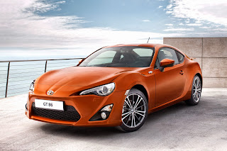 Toyota 86 GT HD Wallpapers